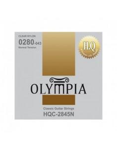 Encordado Guitarra Clasica HQC2845N Olympia