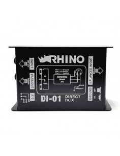 Caja directa pasiva DI01 Rhino