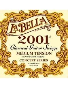 Encordado Guitarra Clasica 2001MT La Bella