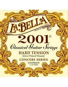 Encordado Guitarra Clasica 2001HT La Bella