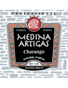 Encordado Charango 1220D Medina Artigas