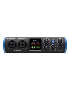 Interfaz USB Studio 24c Presonus