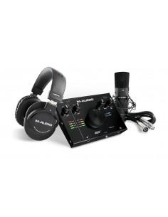 Pack Home Studio AIR192/4 Vocal Pro USB M-Audio