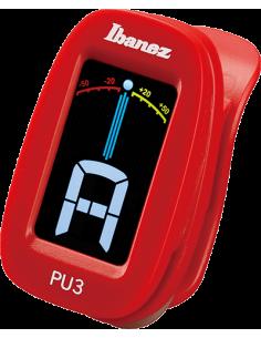 Afinador pinza cromatico PU3RD Ibanez