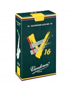 Caja 10 cañas saxo alto N° 3 V16 Vandoren