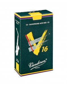 Caja 10 cañas saxo alto N° 2 1/2 V16 Vandoren