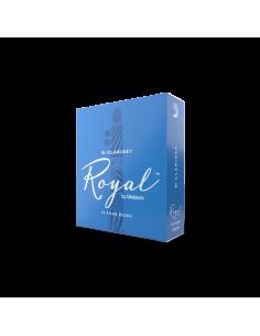 Caja 10 cañas clarinete N° 2 1/2 Rico Royal D´addario