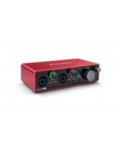 Interfaz USB Scarlett 2i2 3rd Focusrite