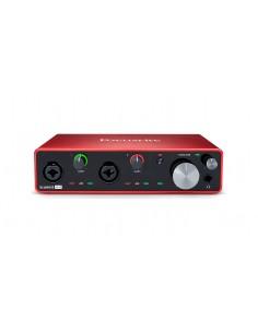 Interfaz USB Scarlett 4i4 3rd Focusrite