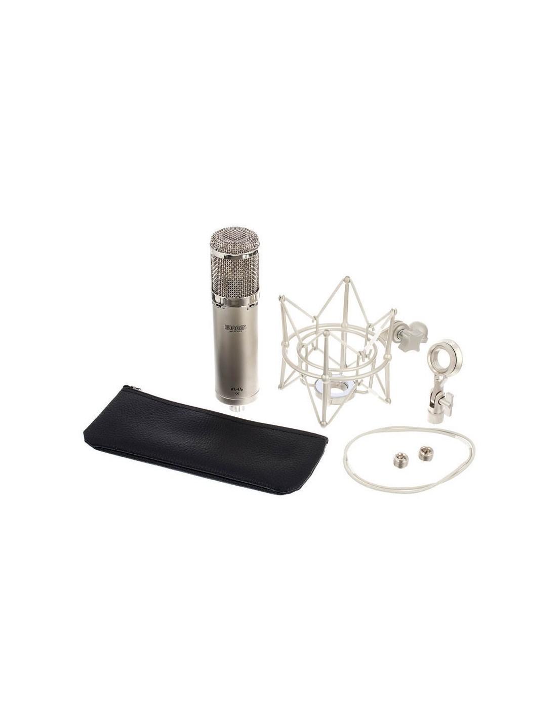 Microfono condensador WA47JR Warm Audio