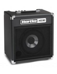 Amplificador Bajo Electrico HD50 Hartke Systems