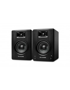 Par de monitores BX3 M-Audio