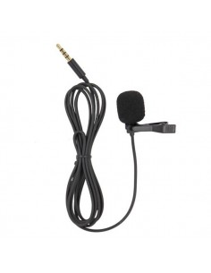 Microfono lavalier para celular JH043