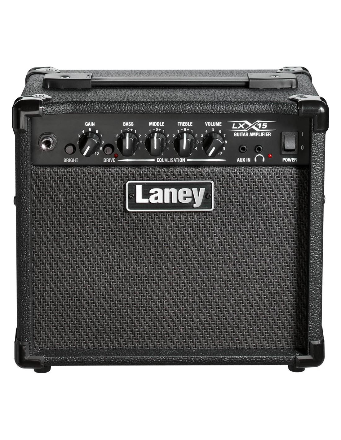 Amplificador Guitarra Electrica LX15 Laney