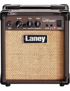 Amplificador Guitarra Electro Acustica LA10 Laney
