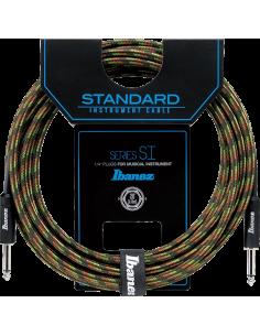 Cable de instrumento 6 metros SI20 CGR Ibanez