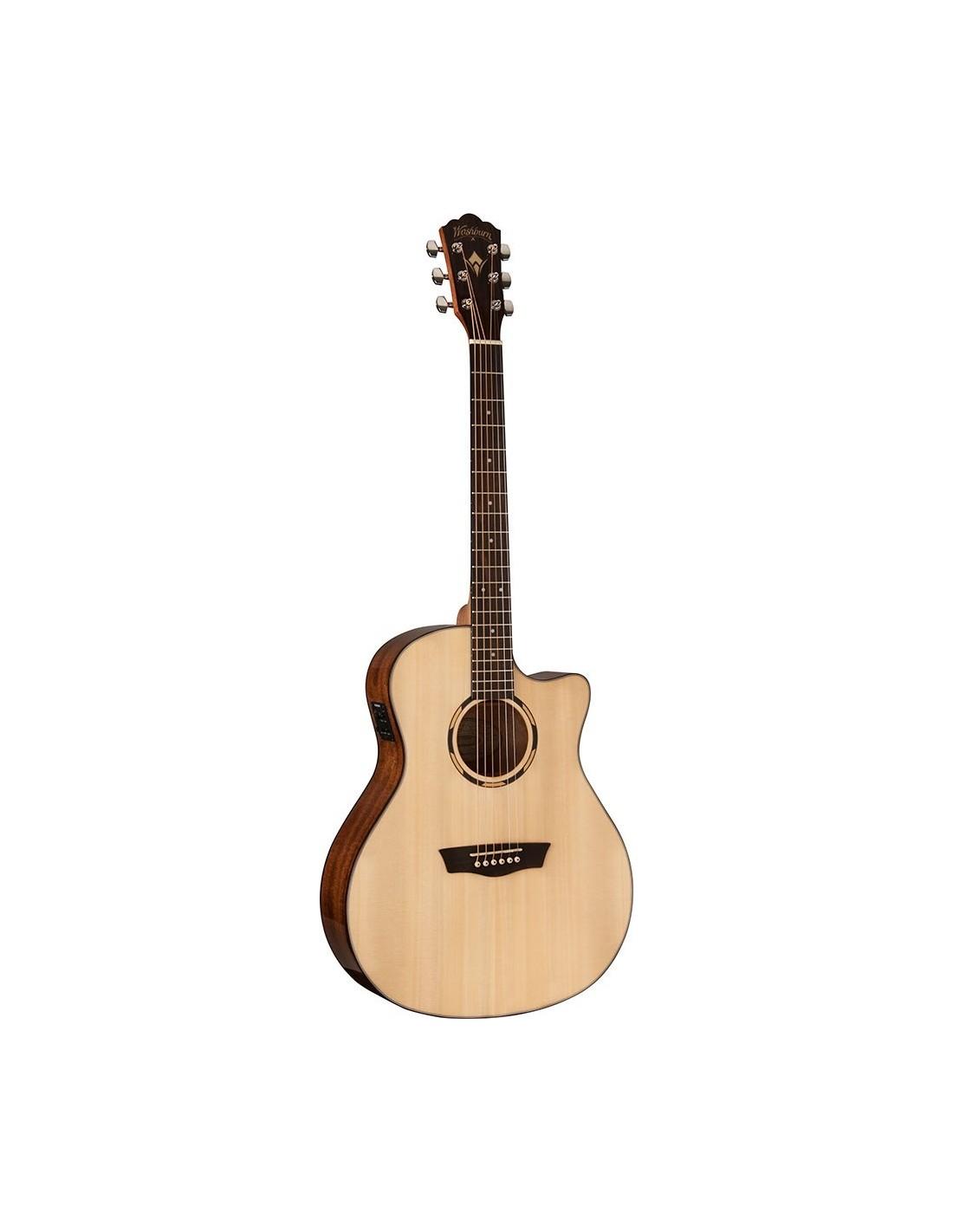 Guitarra Electro Acustica WLO10SCE Washburn