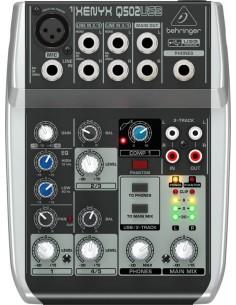 Mixer Q502USB Behringer