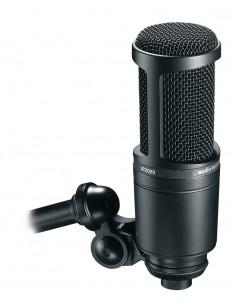 Microfono Condensador AT2020 Audiotechnica
