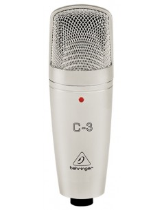 Microfono Condensador C3 Behringer