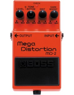 Mega Distortion MD2 Boss