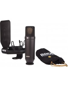 Kit Microfono Condensador NT1 Kit Rode