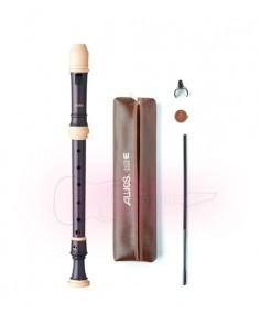 Flauta Dulce Alto Pro digitacion barroca 509B Aulos