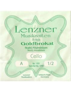 Encordado cello 1/2 1200 Lenzner