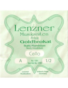 Set Cello 1/2 1201 Lenzner