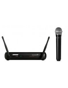 Microfono Inalambrico Mano SVX24ES/PG28 Shure