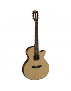 Guitarra electro acustica CEC3 NS Cort