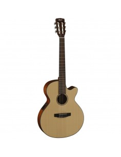 Guitarra electro acustica CEC3NS Cort