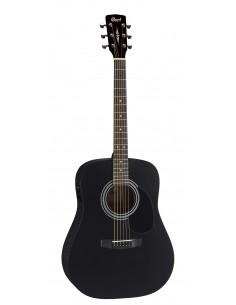 Guitarra Electro Acustica AD810E-BKS Cort