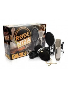 Kit Microfono Condensador NT2A Kit Rode