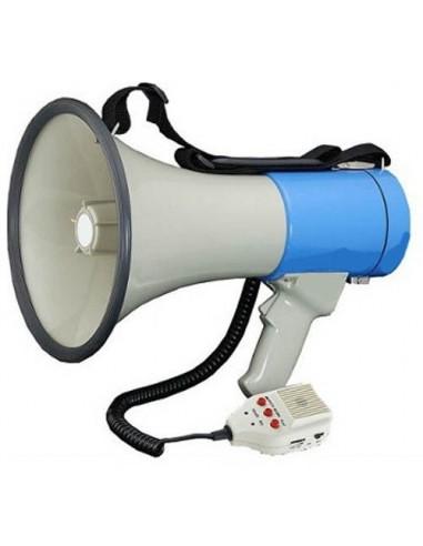 MG25SH Megafono 25 Watts Recargable