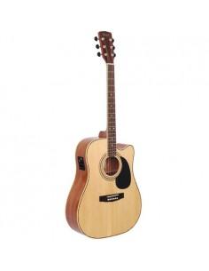 Guitarra Electro Acustica AD880CE NAT Cort