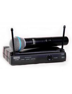 Microfono Inalambrico de Mano UHF U2400 Proco