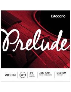 Encordado violin Prelude 4/4 J810 D´addario