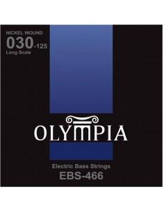 Encordado Bajo Electrico EBS466 Olympia