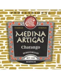 Encordado Charango 1240 Medina Artigas
