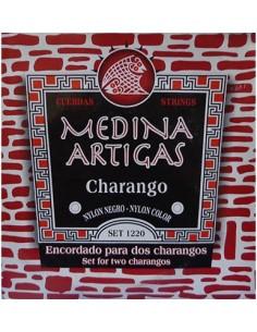 Encordado Charango 1220 Medina Artigas