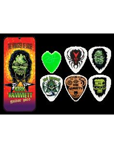 Pack uñetas Kirk Hammett KH01T088 Dunlop