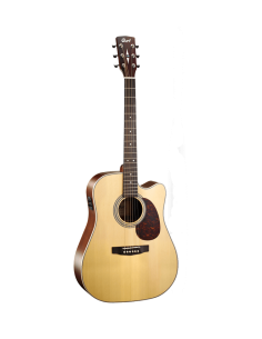 Guitarra Electro Acustica MR600F NAT Cort