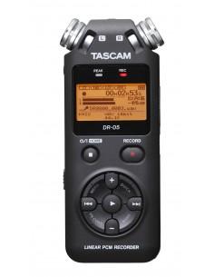 Grabadora portatil DR05 Tascam