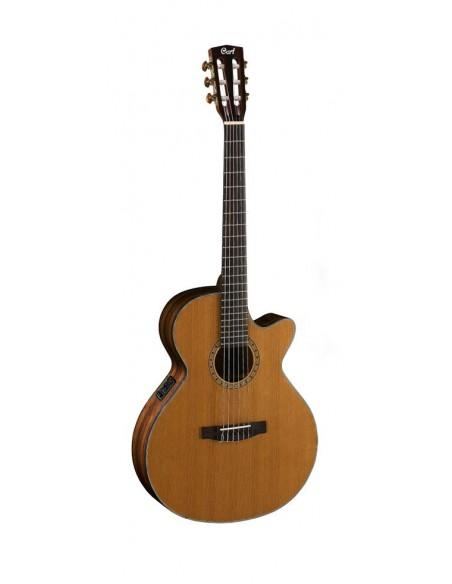 Guitarra electro acustica CEC5NAT Cort
