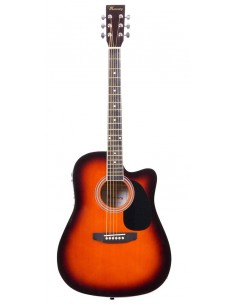 Guitarra Electro Acustica MSEA1SB Mercury