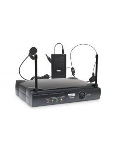 Microfono Inalambrico Cintillo o Solapa VNK200 Novik Neo