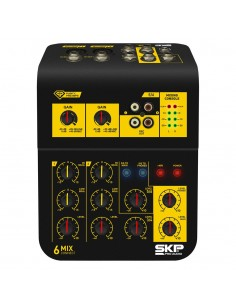 Mixer MIXCONNECT 6 SKP AUDIO