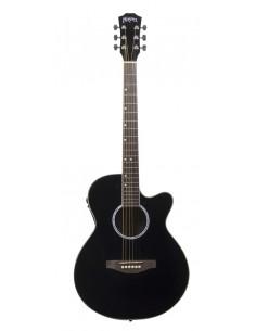 Guitarra Electro Acustica WA45CEBK Washburn