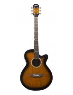 Guitarra Electro Acustica WA45CESB Washburn